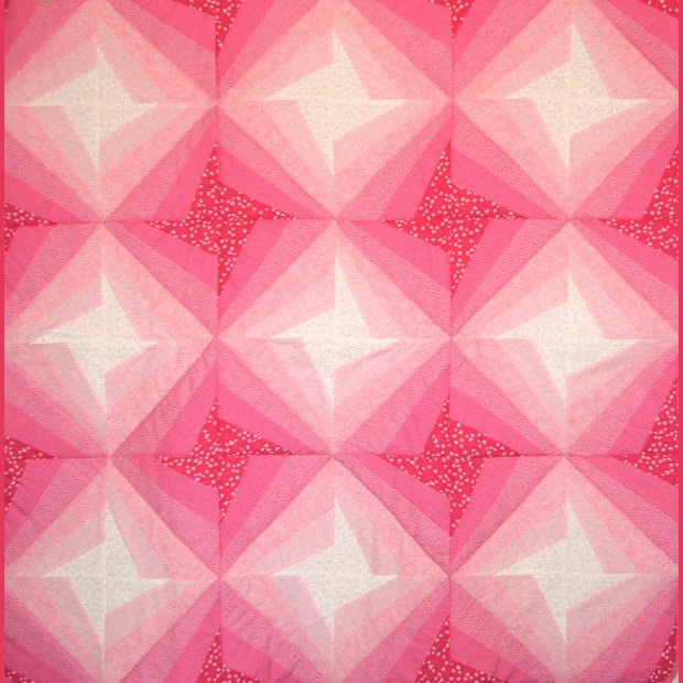 Fancy Star shape Quilt Patterns