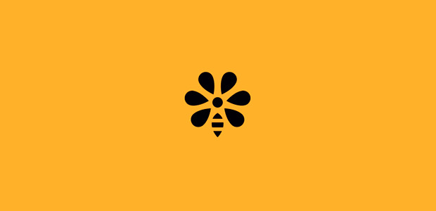Cool Eco Friendly Flower Company Logo