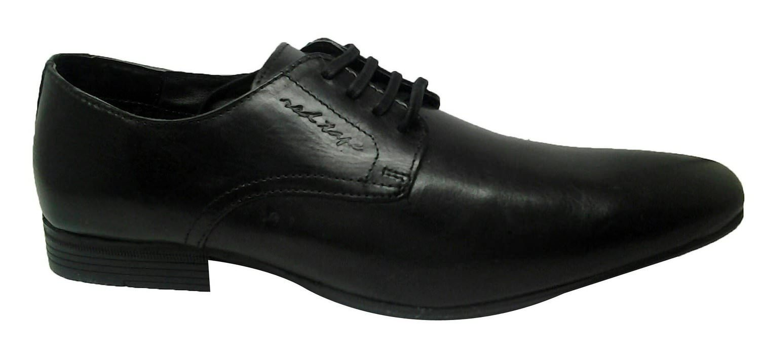 red tape mens leather formal shoe