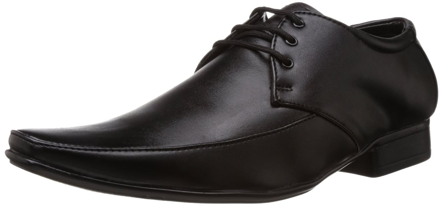 Alber & James Black Shoe