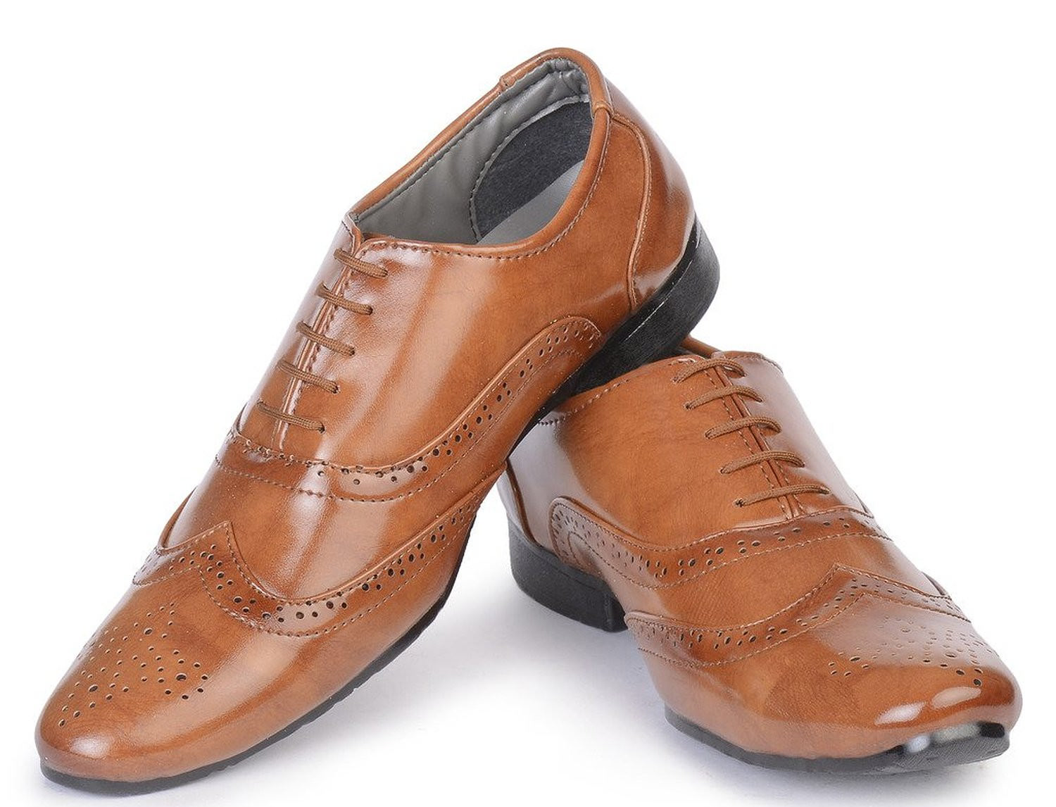semana patent leather shoes