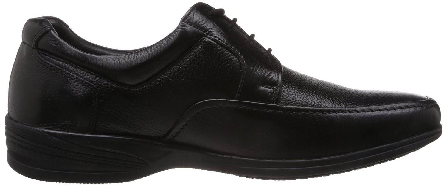 hush puppies leather mens formal shoe