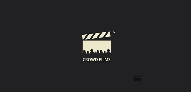 creative film logo digital company