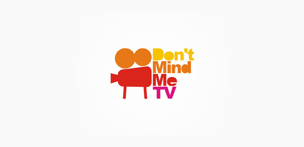 Creative Funny Tv Logo