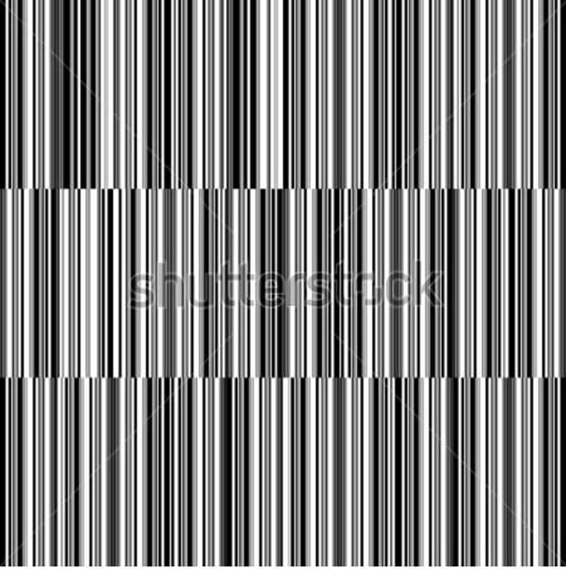seamless black and white pattern lines