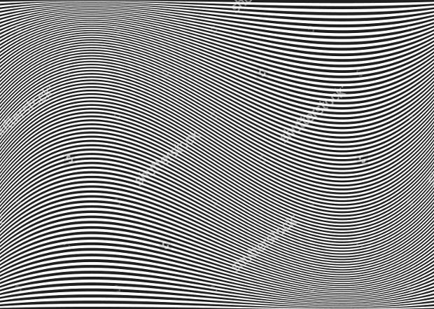 Horizontal Lines-Stripes Pattern