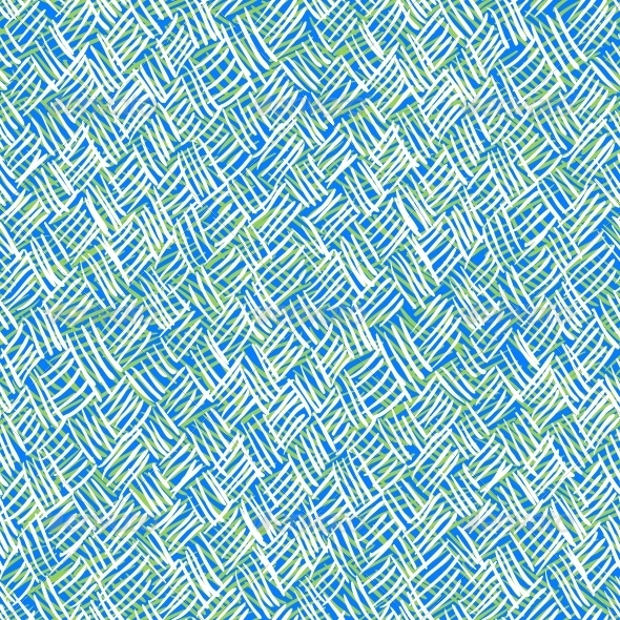 line pattern with brushed crossing thin lines