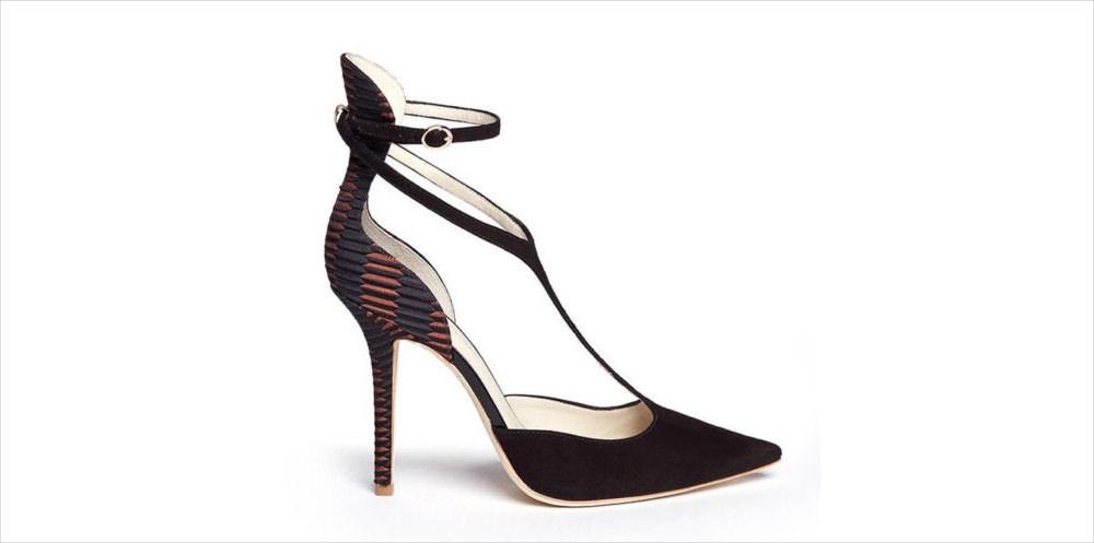 Sophia Webster Sparkling Heels