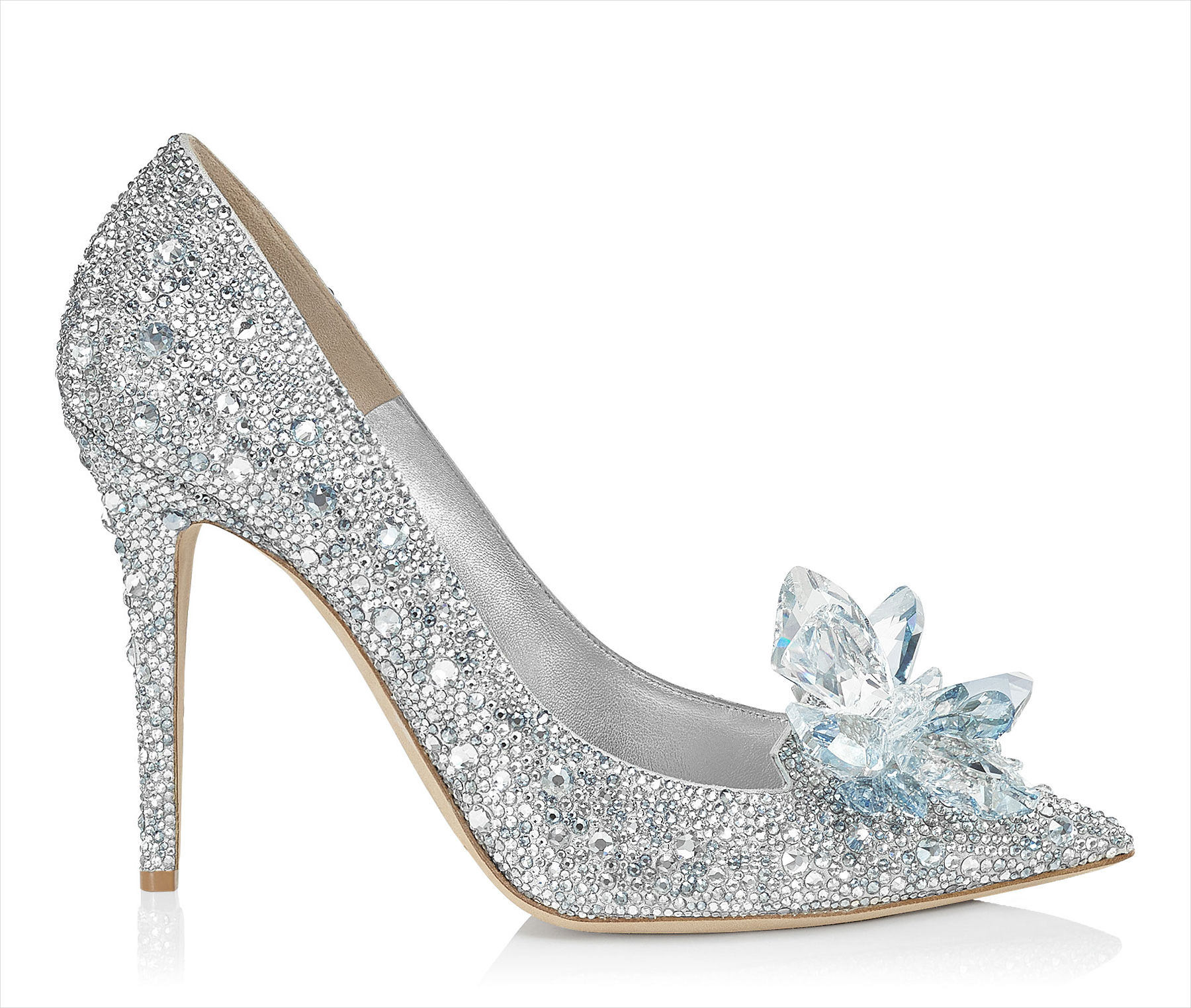 jimmy choo cinderella shining heel