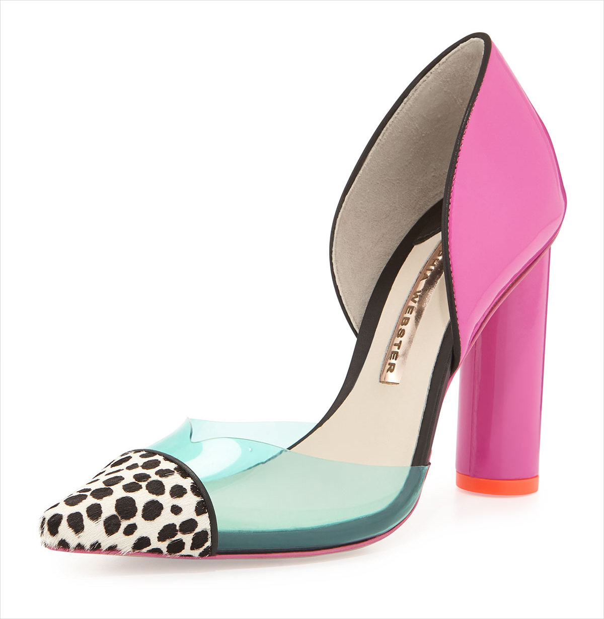 Sophia Webster Pink Color Heels