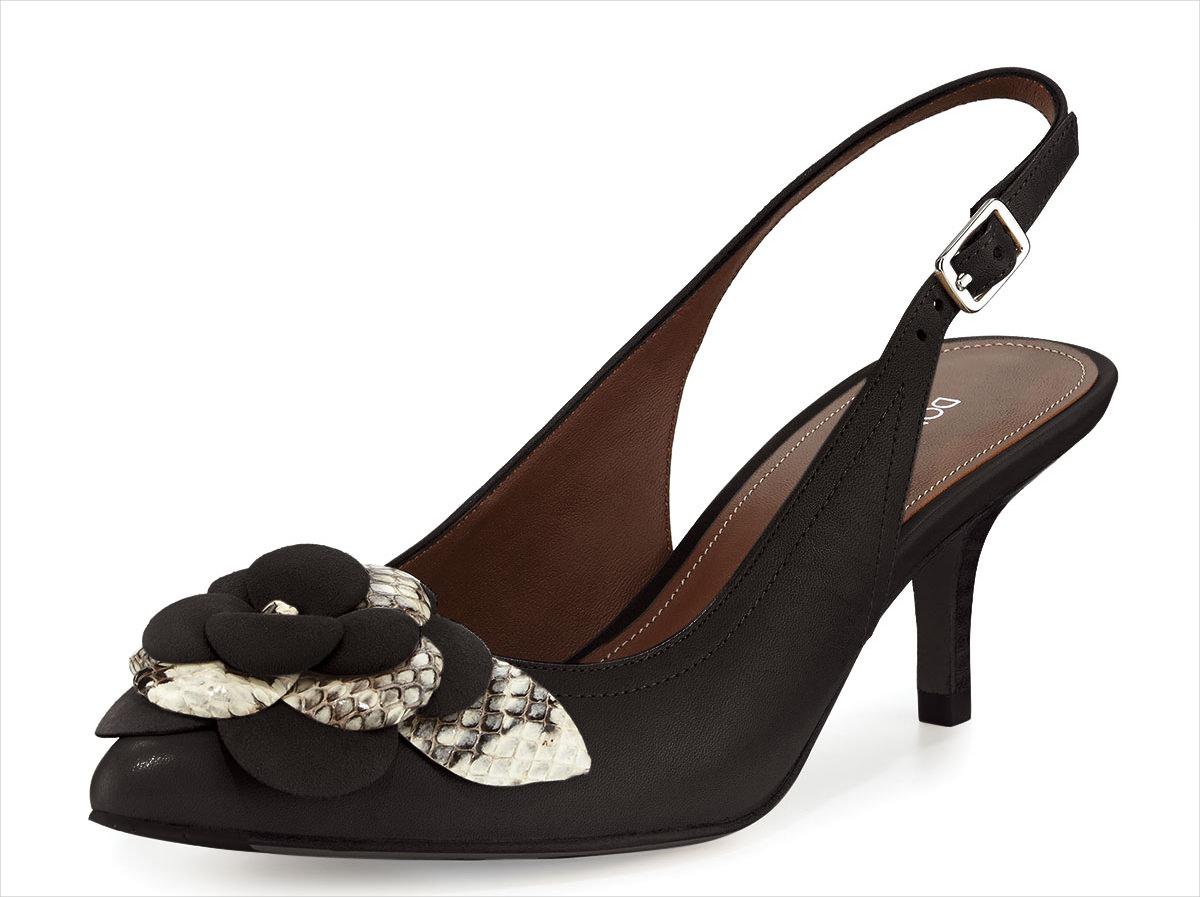 Aperlai Rita Flower Heel