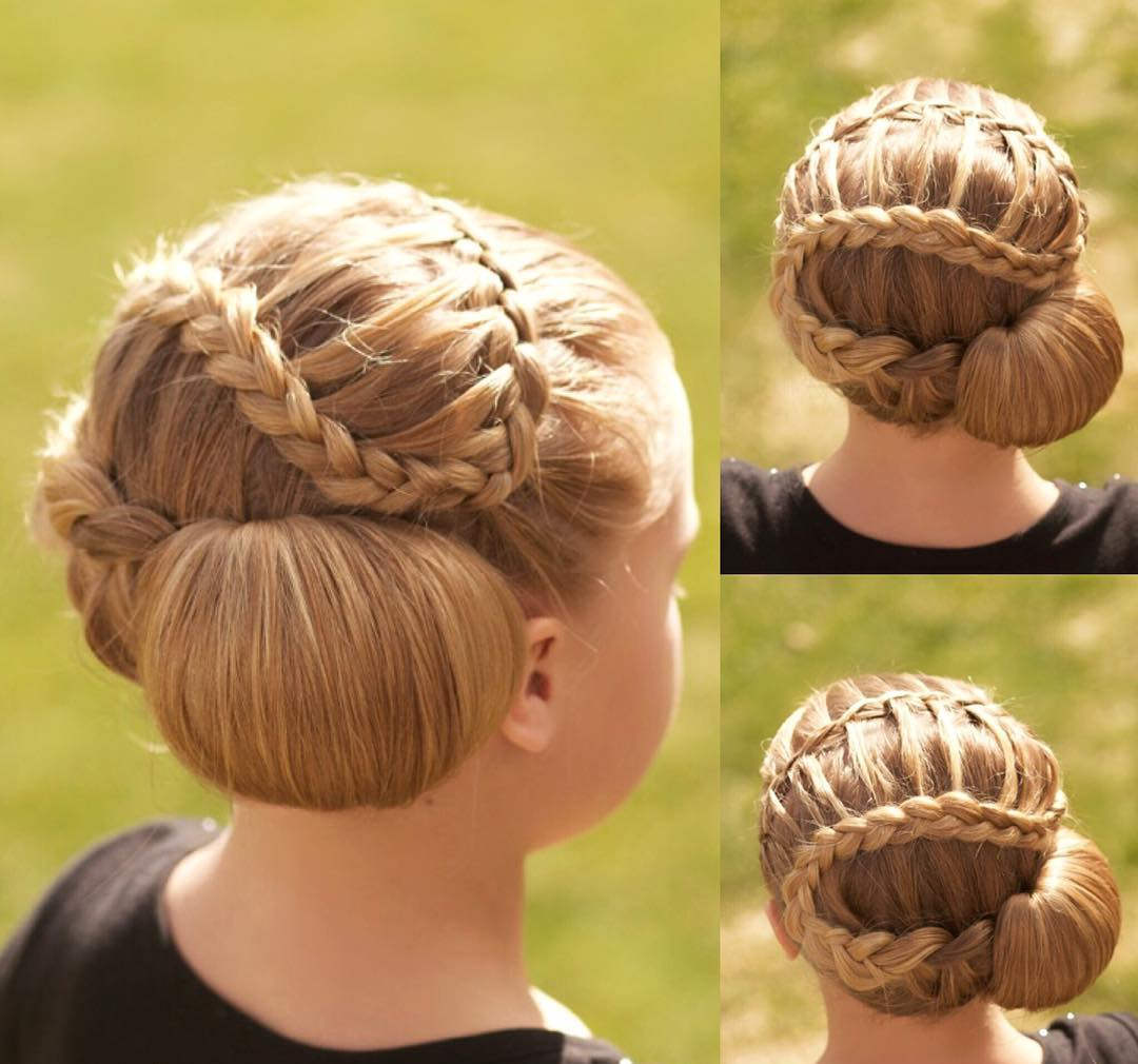 Twice Passed Chignon