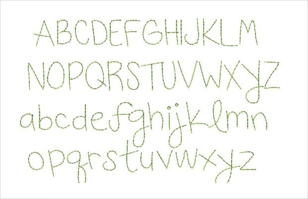 20+ Sketch Fonts - TTF, OTF, Download | Design Trends
