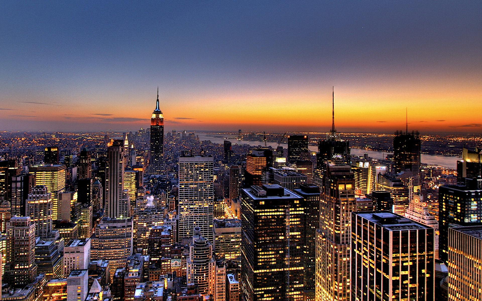 ney york skyline