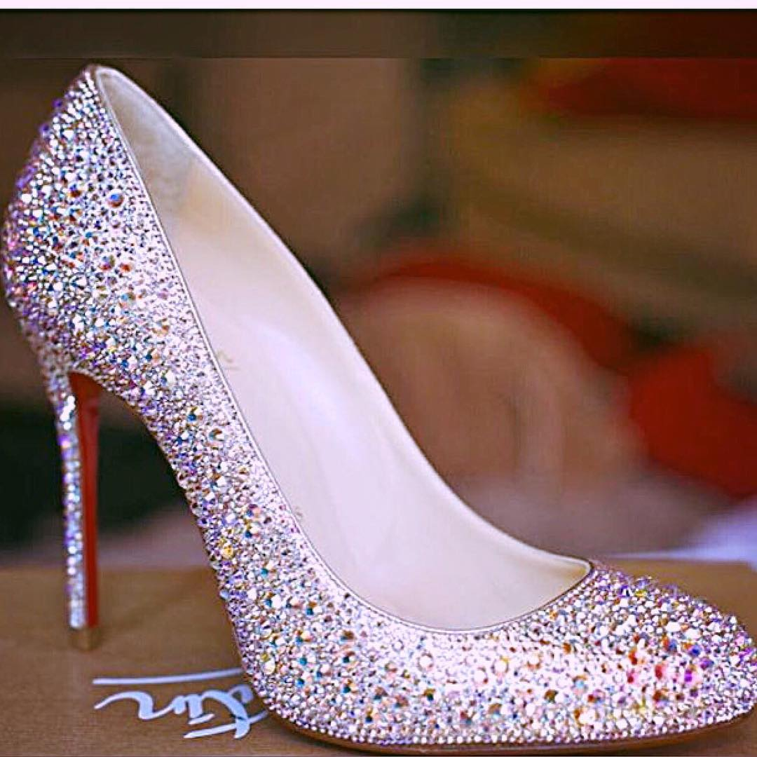 Beautiful shoes for Wedding.