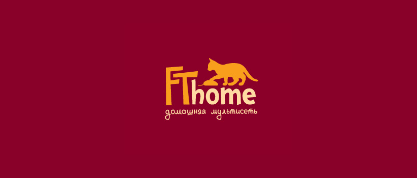 home provider cat logo