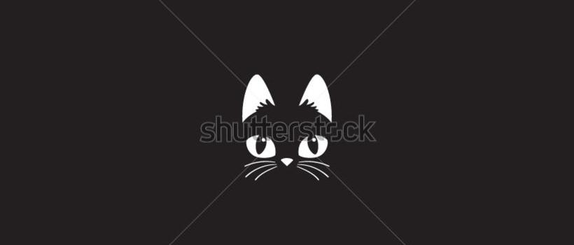 Catoon Cat Logo