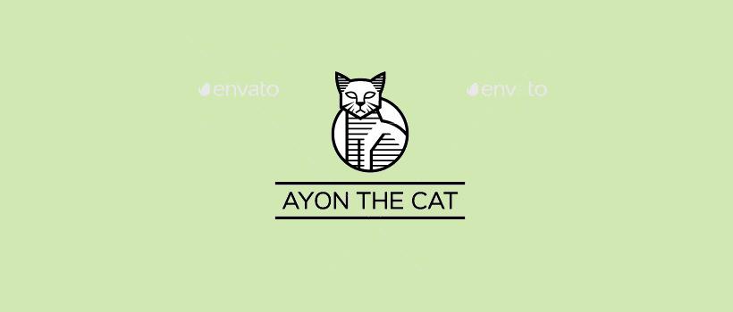 Brand Cat Logo