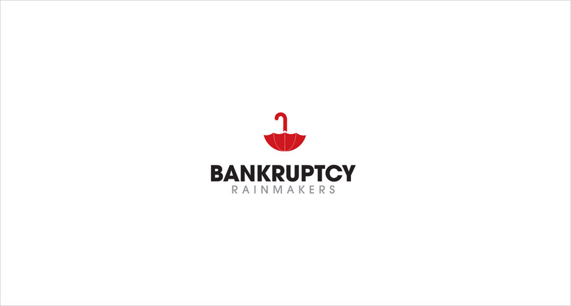 bankruptcy umbrella logo