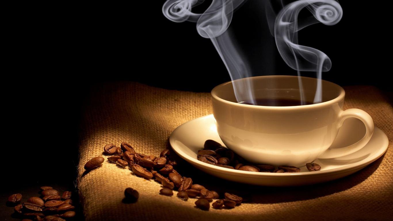 fresh coffee wallpaper