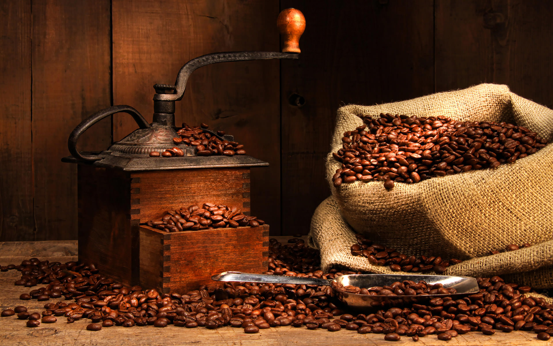 Food Coffee Wallpaper