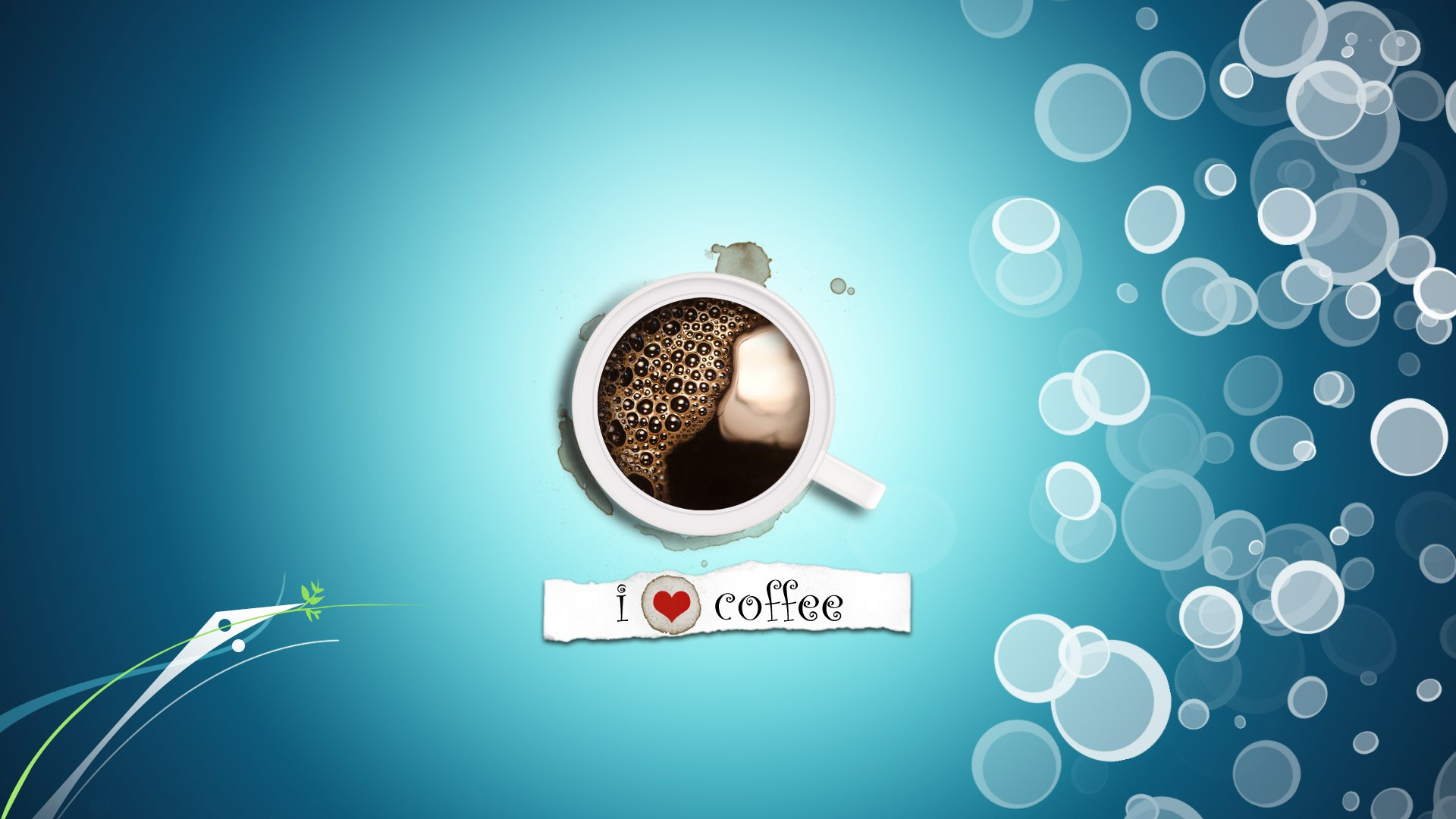 cool coffee wallpaper