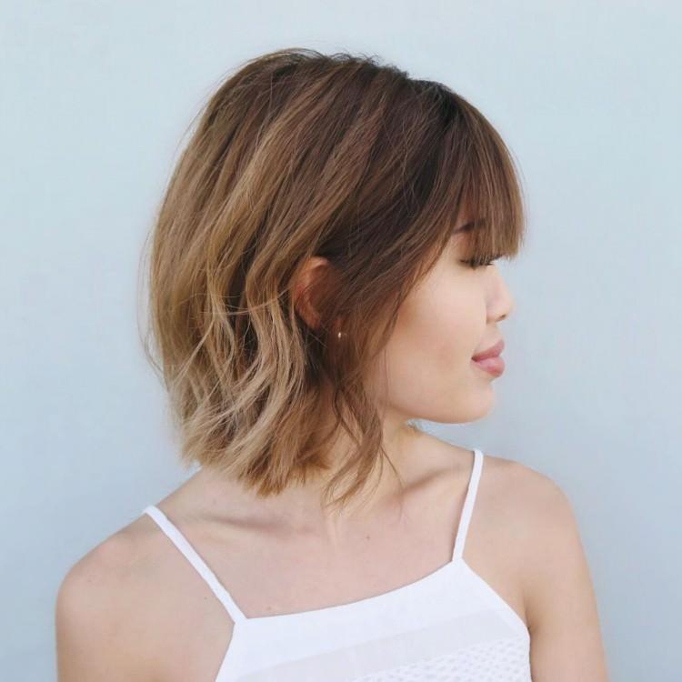 Naturally Short hair style