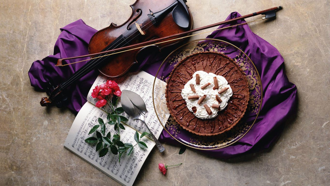 Food Cake Delicious Dessert
