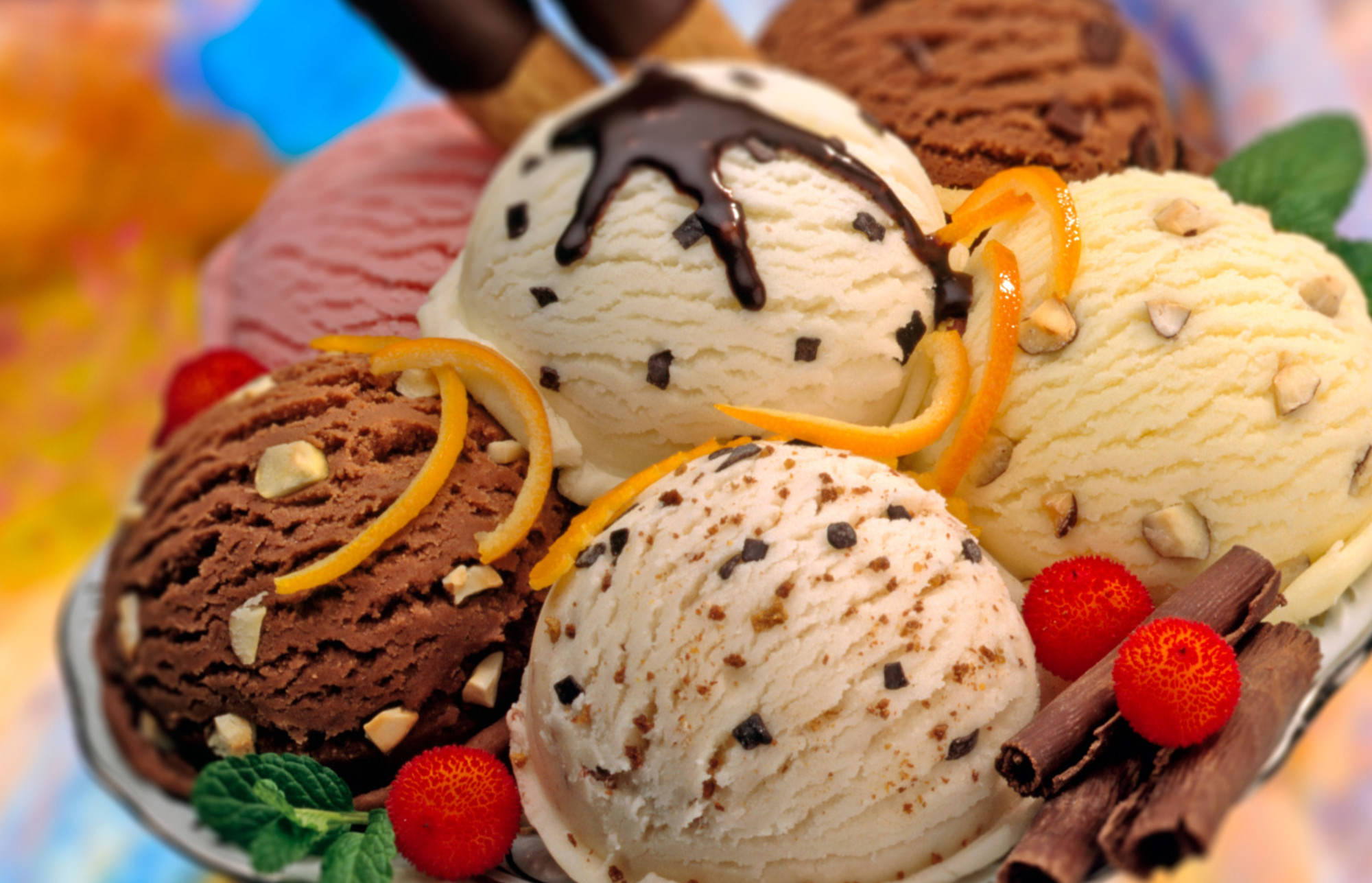 Ice-Cream Wallpaper