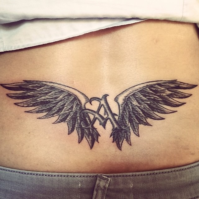 Simple & Attractive Tattoo