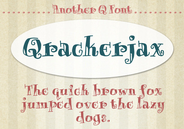 fun and funny doodle font