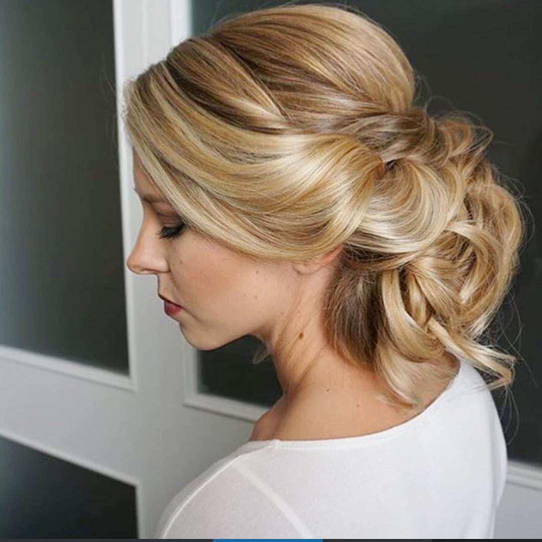 Cute Hair Style For Parties