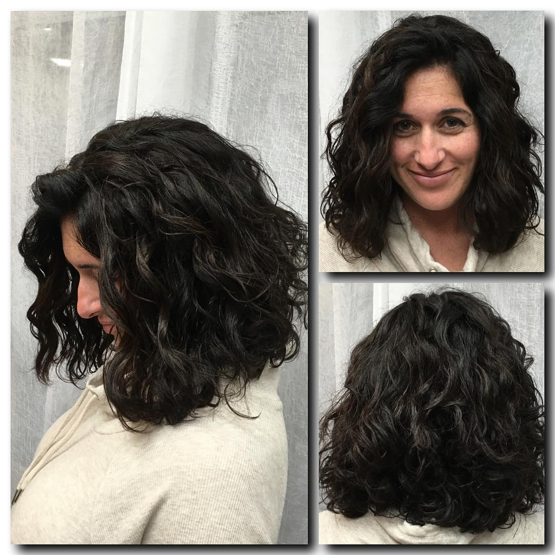 Layered Hair Style