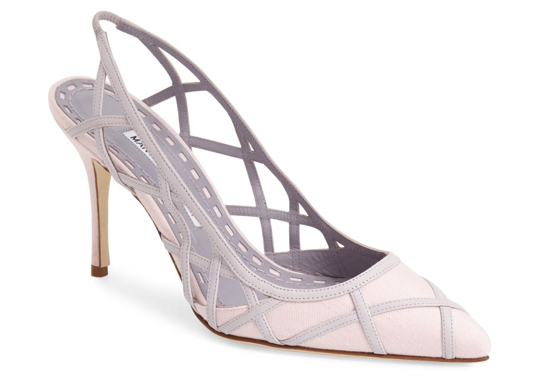 enatos pointy toe pump