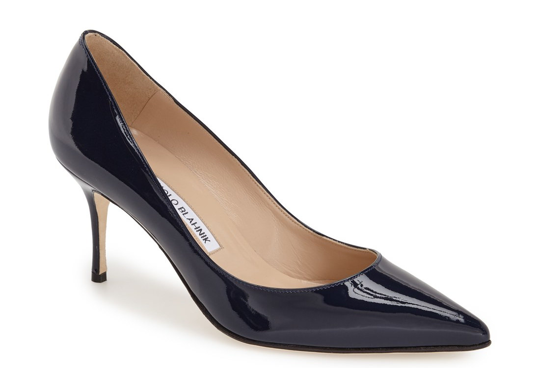 nausikaba pointy toe pump