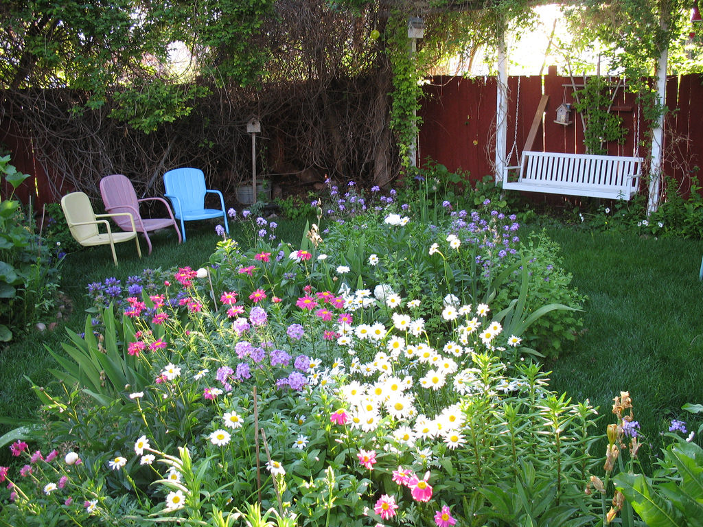 25+ Cottage Garden Designs, Decorating Ideas, | Design ...