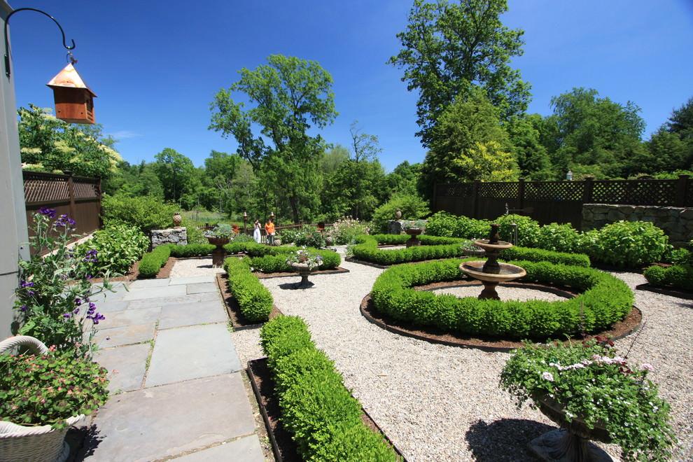 25 formal garden designs garden designs design trends for Photo of landscape design