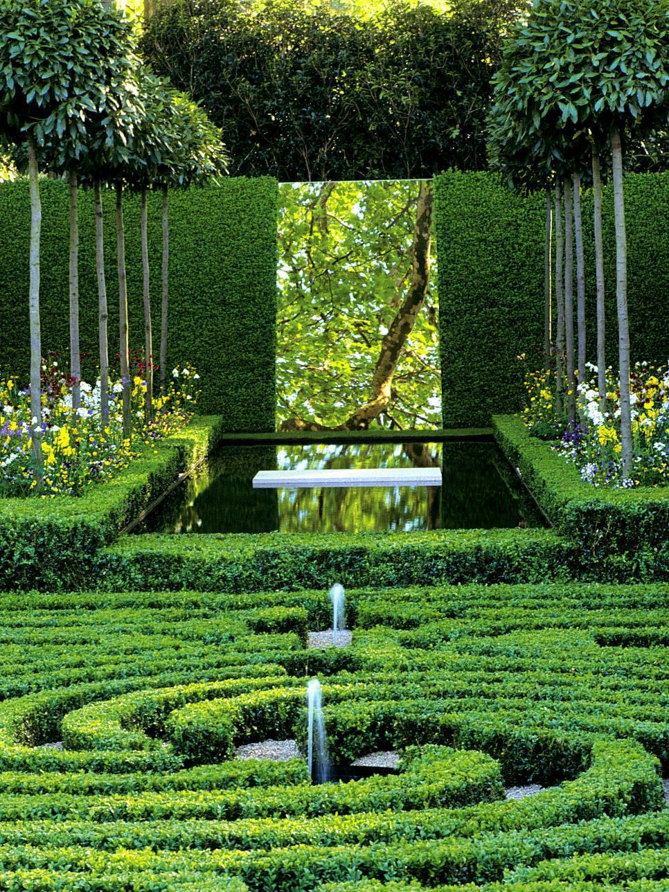 25 Formal Garden Designs Garden Designs Design Trends