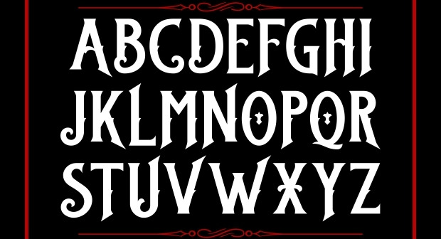 Stanley Gothic Font