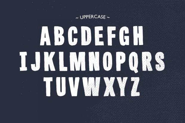 naive gothic font