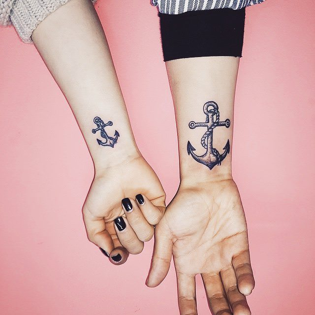 anchor tattoo design2
