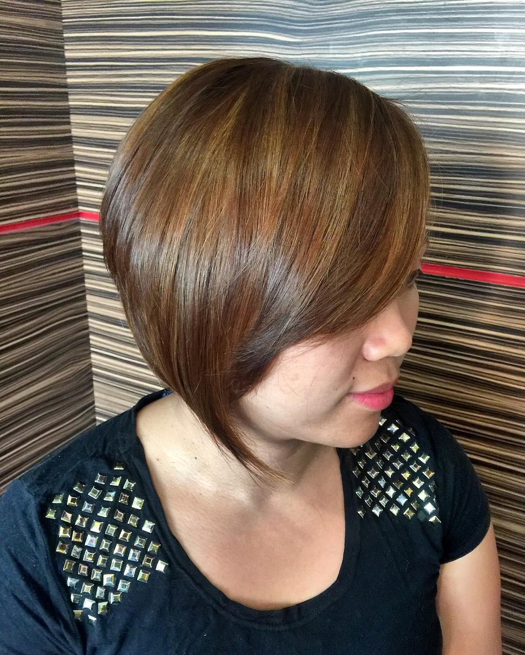 Layer Bob Hairstyle