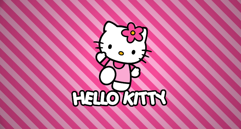 Awesome Hello Kitty Backgrounds