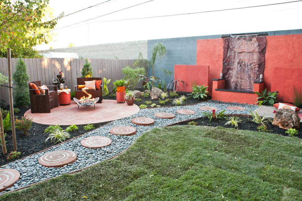 20 backyard patio designs decorating ideas design for Backyard designs