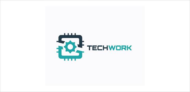 tech work smart logo
