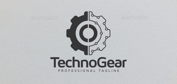 30 gear logos printable psd  ai  vector eps format gear vector download gear vector png