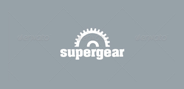 Super Half Gear Logo