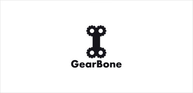 Gear Bone Logo