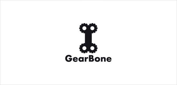 gear bone logo