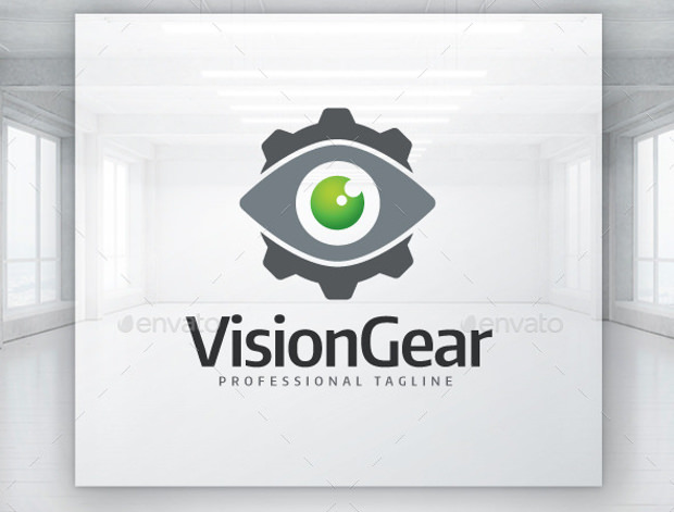 Vision Eye Gear Logo